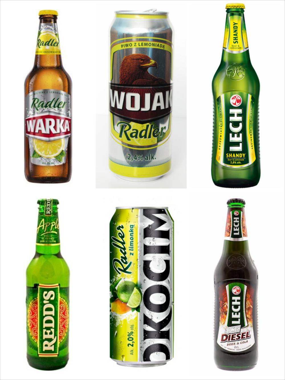 Radlery I Piwa Smakowe 2drink Pl