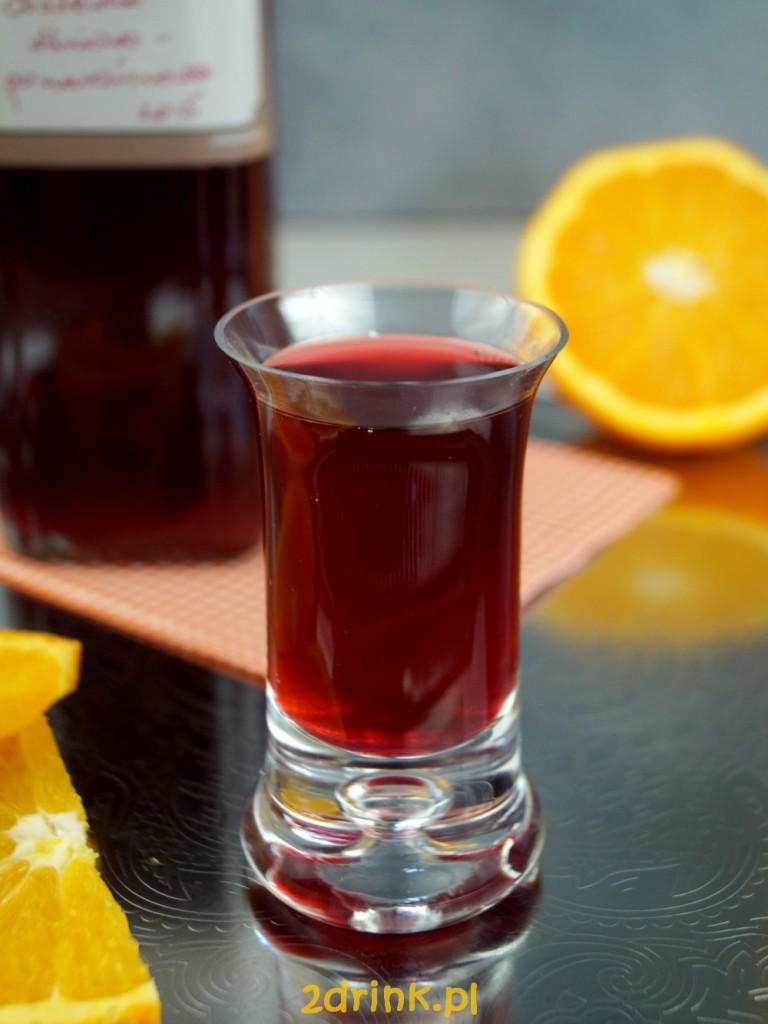 nalewka wisniowa z pomarancza2