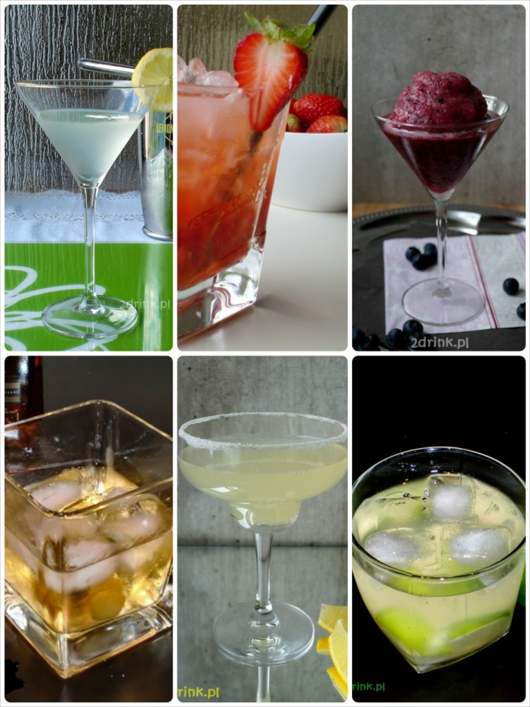 drinki bez sokow