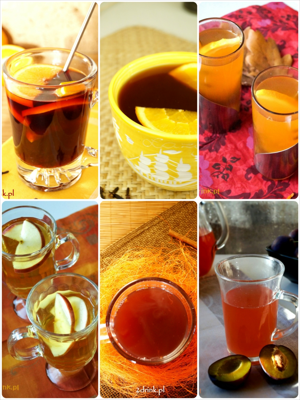 Grzaniec na 10 sposobów (z alkoholem i bez)