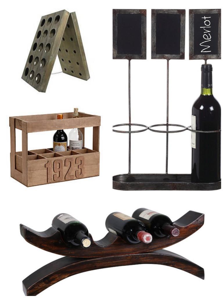 Przechowywanie wina (źródło: Westwing.pl)