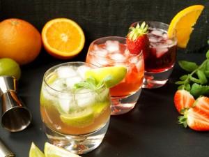 drinki z wodki smakowej