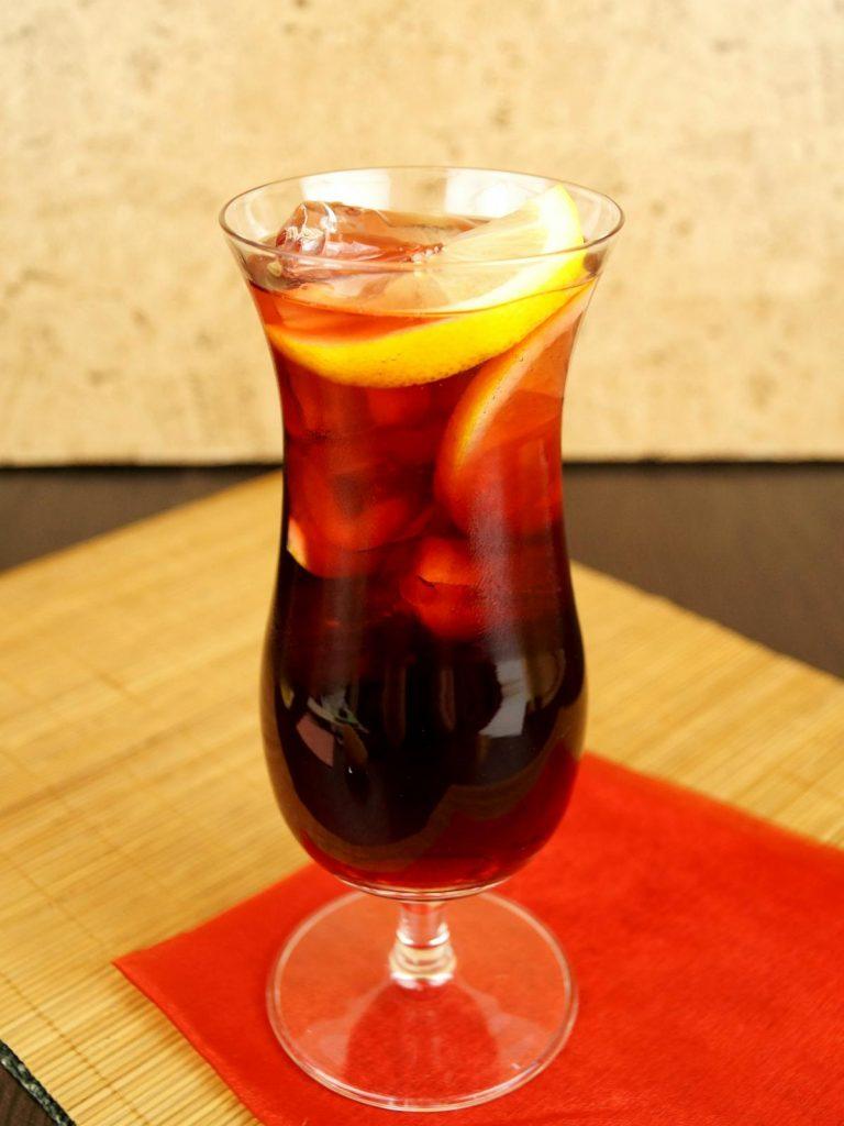 La Isla Bonita proste drinki