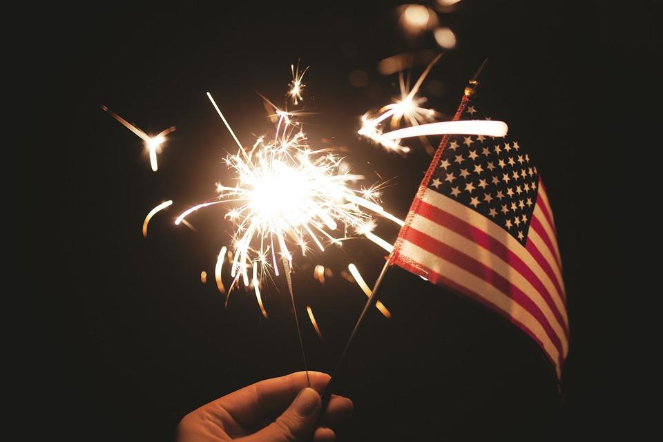Impreza w stylu amerykańskim