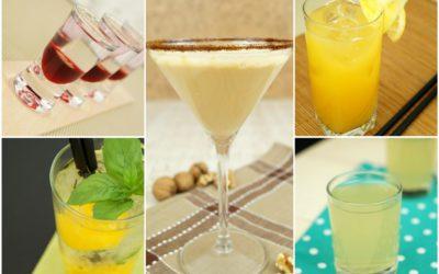 5 pomysłów na drinki ze składników z Biedronki